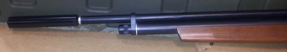 Crosman Marauder Airgun Silencer Adapter | Luchtbuks com