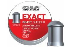 JSB Diabolo Exact Beast 4.52mm