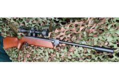 ES Airgun Combo met demper/mondingsrem