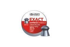 JSB luchtbuks pellets Diabolo Express 4.5mm