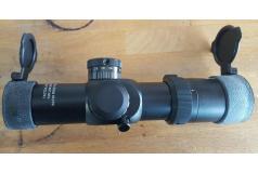 Tactische Riflescope 1-6x28 FFP Illuminated
