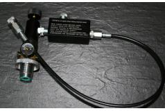 Mini Regulator connect set voor Daystate wolverine