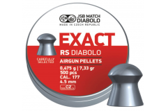 JSB Diabolo Exact RS 4,52mm