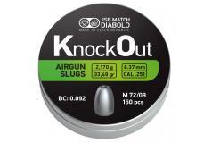JSB Knockout 6.35mm