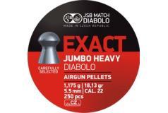 JSB Diabolo Exact Jumbo Heavy 5.53