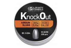 JSB Knock Out Slugs 5.5mm