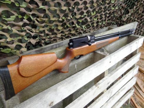 Shinsung 9mm repeteerbuks 6-schots demo