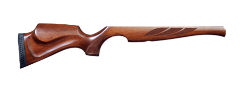 Air Arms S510E 6.35 mm Ambi traditional brown