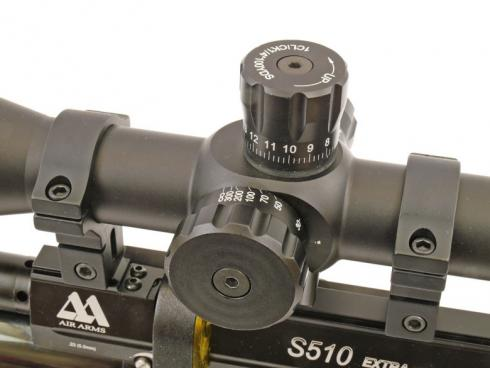 LBC scopes en nieuwe Air Arms buksen!