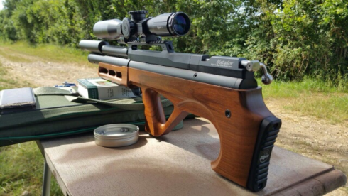 Edgun Matador R3 .30