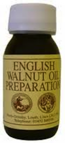 Phillips English Walnut stock oil