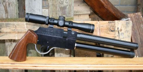 Enforcer Combo Leupold 5,5mmc