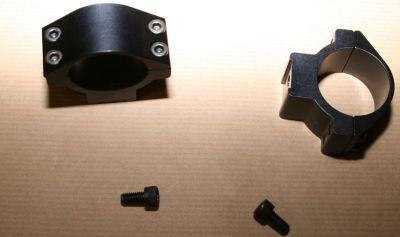 Theoben 30mm mountset