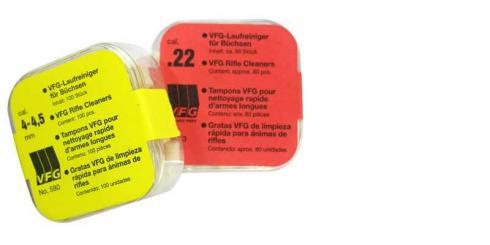 VFG drilled 4,5mm en 5,5mm