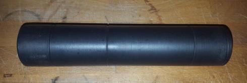 SAI PP40L-2A 12mm M14x1 Bigboredemper