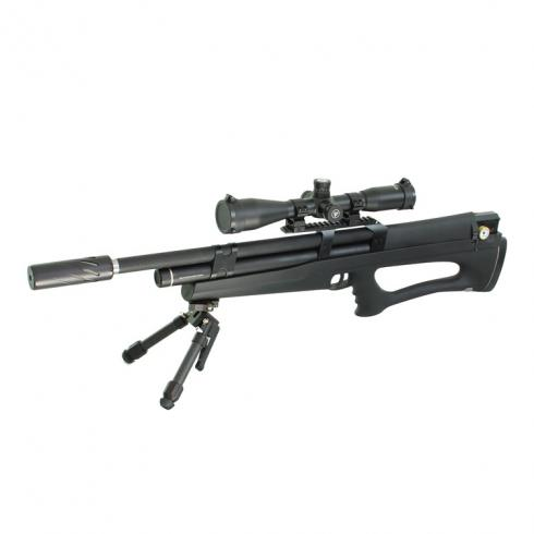 Carbon PSR Variflex Bipod