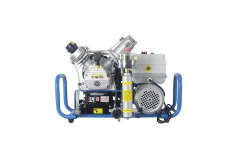 Carette 300 BAR Compressor Internal Cooling