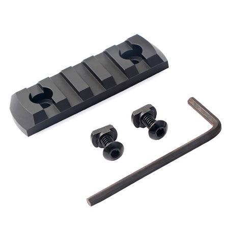Bipod adapter M-Lok to Picatinny