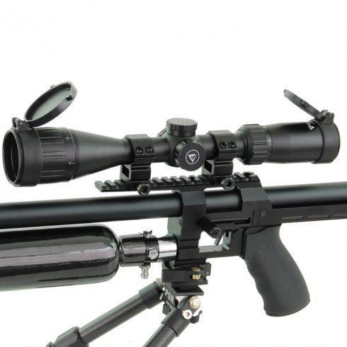 RTI Priest +Carbon Bottle, Extended Buttpad, 20 MOA Rail