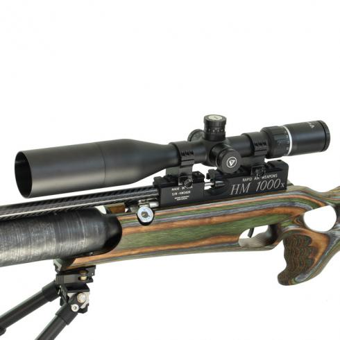RAW  Forest Green RH Duimgatkolf Adj. Cheeckpiece Valiant PSR bipod