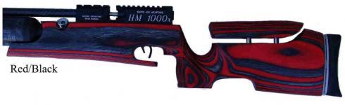 RAW HM1000X .30 LRT Rood Laminaat