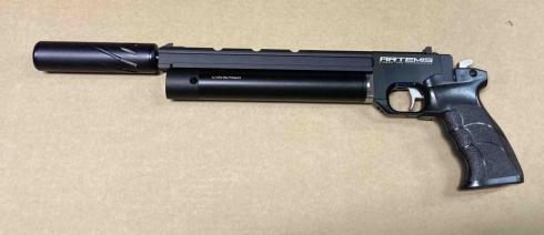 SPA Artemis PP700SA Custom Silenced .177
