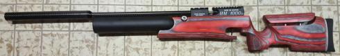 RAW HM1000X .30 Long Range Target Laminaat