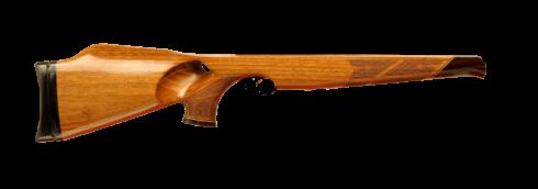 Air Arms S510E 6.35 mm walnoten met duimgat
